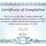 Exhange to Office 365 migration