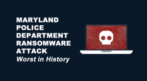 maryland ransomware attack
