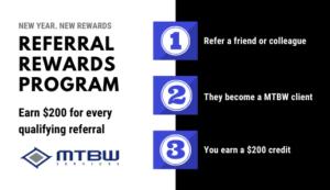 MTBW Referral Rewards Program